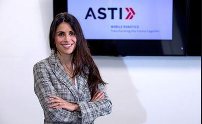 CaixaBank entrega el Premio Mujer Empresaria en Castilla y León y Asturias a la burgalesa y CEO de Asti Verónica Pascual