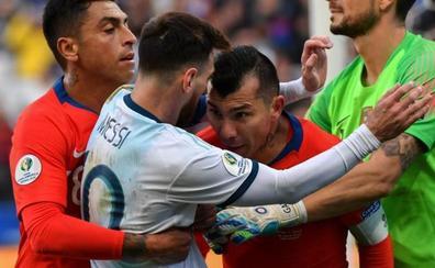 Un furibundo Messi eclipsa la Copa América