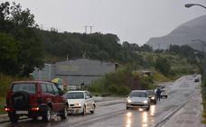 La Aemet activa la alerta amarilla para mañana en Burgos, León, Palencia, Soria y Zamora por posibilidad de lluvias y tormentas
