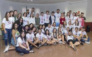AEGEE reunirá en Burgos a veinte jóvenes europeos en el Summer University
