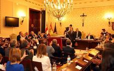 El gobierno PP-Cs obligará a reubicar a grupos políticos en la entreplanta de la Diputación