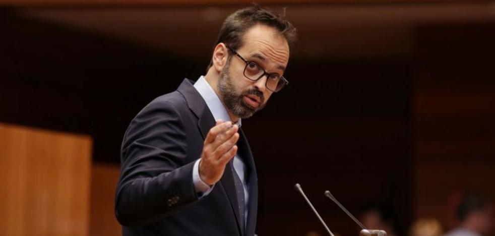 García-Conde no ve «cambio» pero rechaza la visión «destructiva» de la izquierda