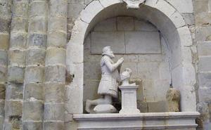 El convento de Santa Ana de Villasana acoge una exposición sobre los Tercios de Flandes