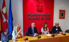 La UBU quiere implantar en Miranda de Ebro un nuevo grado en Industria 4.0
