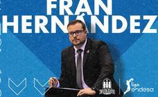 Fran Hernández renueva como entrenador ayudante con el San Pablo Burgos