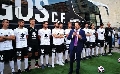 El Burgos CF regresa al Grupo II