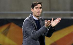 Andoni Iraola, nuevo técnico del Mirandés