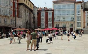 Los hoteles de Burgos alcanzan una ocupación media del 57% en el primer semestre, con precios «muy contenidos»