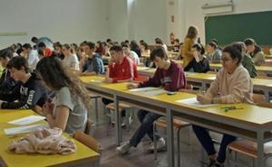 El 76,15% de los estudiantes han superado la EBAU en julio