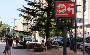 Los avisos por altas temperaturas vuelven este viernes con máximas de 36 grados
