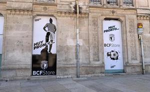 El Burgos tendrá su propia tienda en el Espolón