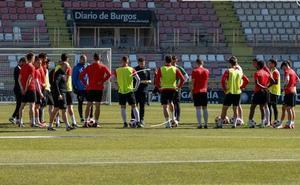 El Burgos confirma seis amistosos en la pretemporada