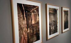 Imágenes de la exposición 'La casa de Palomares'