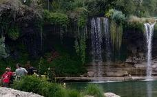 Fallece un joven ahogado en la cascada de Pedrosa de Tobalina