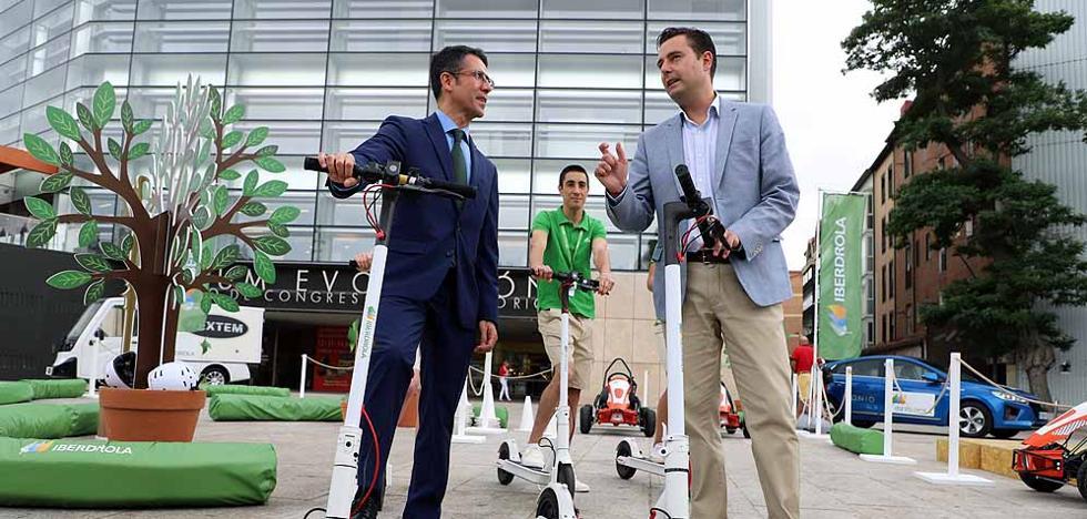 Burgos contará con tres puntos más de recarga rápida para coches eléctricos antes de fin de año
