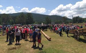 Aspanias reivindica el medio rural ante 800 invitados en su Día de las Familias