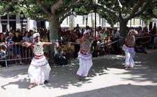 Sri Lanka acerca su música, su danza y su color a un público deseoso de Festival de Folclore