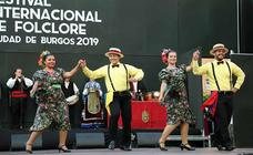 Arranque existoso de la 43ª edición del Festival de Folclore 'Ciudad de Burgos'