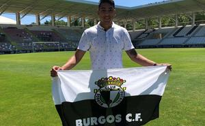 El delantero Diosbert Rivero ficha por el Burgos