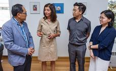 La UBU mantiene conversaciones con la Universidad china Yunnan para que sus alumnos cursen grados o másteres en Burgos