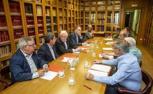 La Cámara de Comercio propone cambios en los convenios con Sodebur y Burgos Alimenta para llegar a más empresas de la provincia