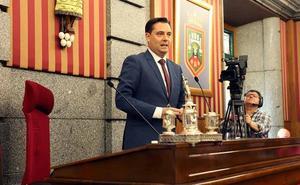 De la Rosa comenzará a preparar el presupuesto de 2020 a partir de septiembre