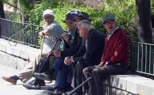 Burgos se sitúa a la cabeza de Castilla y León en número de jubilados activos con 247 en 2018