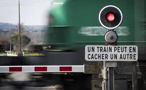 Cuatro muertos, entre ellos tres niños, al ser arrollado su coche por un tren en Francia