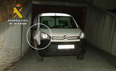 La Guardia Civil recupera en el Valle de Mena un vehículo sustraído en Zamora