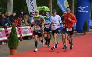 La Campofrío Maratón Burgos incluye una carrera de 42 km por relevos en su cuarta edición