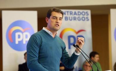 Ibáñez: «Estar en la Junta de Castilla y León es uno de los retos máximos de un político»