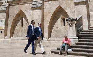 Un proyecto busca recrear en 3D los principales elementos de las catedrales de Burgos y Toledo