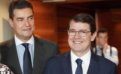 El burgalés Ángel Ibáñez, consejero de Presidencia en el nuevo gobierno de Mañueco