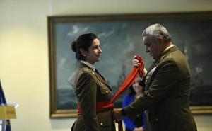 «Patricia Ortega es general por acumular mérito y capacidad, no por cupos»
