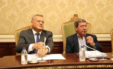 Lorenzo Rodríguez asume las funciones del presidente de la Diputación durante 15 días