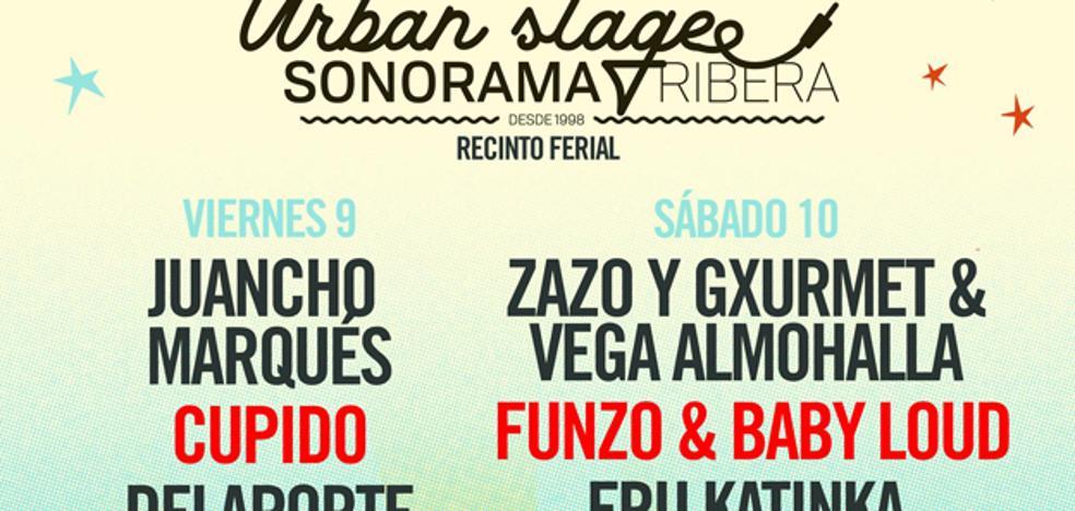 Sonorama Ribera estrenará el escenario Urban Stage