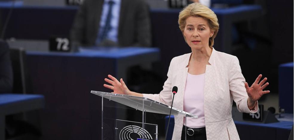 Von der Leyen es la nueva líder de Europa