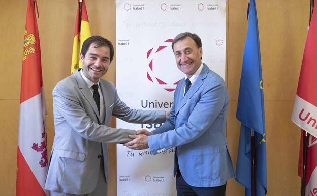 La Universidad Isabel I y el Instituto Politécnico da Maia participarán juntos en proyectos internacionales