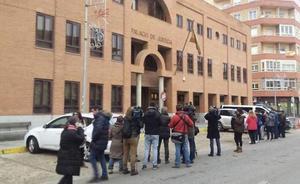La Fiscalía pide hasta 39 años de prisión para los exjugadores de la Arandina por varios delitos de agresión sexual
