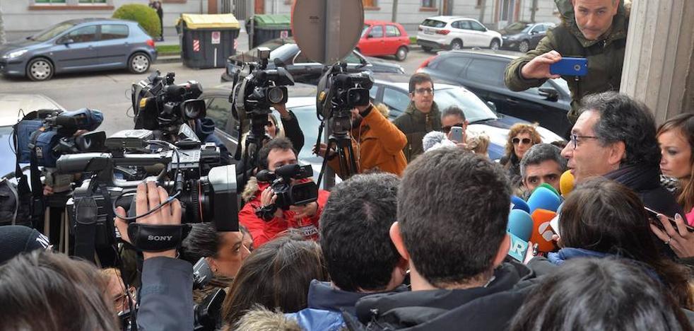 La defensa de Viti y Calvo considera la acusación «extremadamente desmesurada»