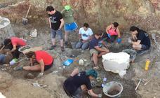 Campaña de excavaciones en el yacimiento Valdepalazuelos-Tenada del Carrascal de Torrelara