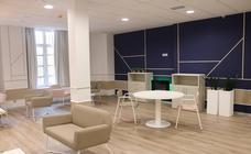 Instalaciones del Centro para Mayores CleceVitam en Burgos