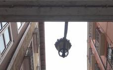 Adivina cuál es esta calle de Burgos