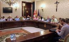 Lorenzo Rodríguez presenta sus credenciales a los sindicatos de la Diputación
