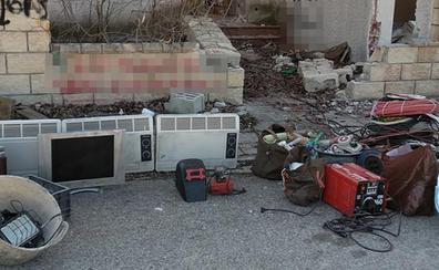 Detienen a tres menores por robar en una vivienda del Alfoz