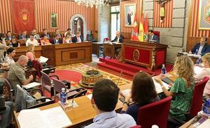 El PSOE acusa a Cs de «mentir» y afirma que existe un acuerdo sobre las liberaciones de los concejales, no solo del alcalde