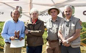 Germán Delibes y Ángel Ramos, 'Premios Evolución 2019' de la Fundación Atapuerca