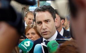 Egea sobre Maroto: «Cualquier español puede representar a un territorio»