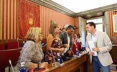 El Ayuntamiento de Burgos ha celebrado pleno extraordinario con tensiones, enfrentamientos y alguna 'advertencia'