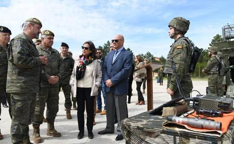 Las base burgalesa Cid Campeador y el Polvorín de Ibeas pasan a ser zonas de interés para la Defensa Nacional